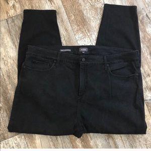 NYDJ | Plus Black Ami Skinny Legging size 24W